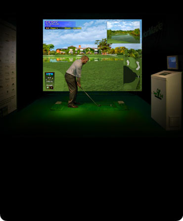 Golf Simullator